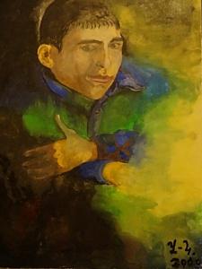 Выставка работ Врежа Киракосяна с 8 по 22 июля в Москве, в Геомузее им. Вернадского
