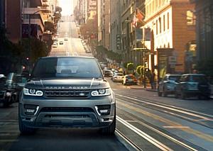 Стартуют продажи нового Range Rover Sport в Musa Motors Inchcape