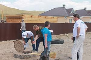Активисты ОНФ в Хакасии будут контролировать вопрос восстановления водоснабжения в селе Усть-Бюр