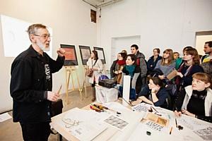 3-4 октября  в Петербурге состоится большой художественный фестиваль «Пора Рисовать!».
