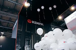 Weldex 2015: Осенний ценопад на стенде Кемппи произвел фурор