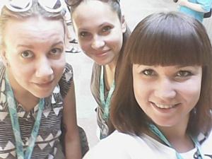Молодые журналисты из Челябинской области на форуме ОНФ «Таврида»