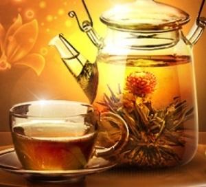"""Рекламная группа Admos вводит на рынок сувенирной продукции """"цветущий чай""""!"""