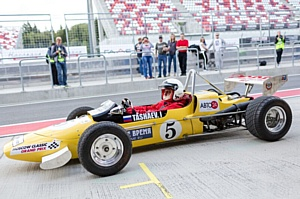 3-й этап Международного кольцевого чемпионата ретро-авто «Moscow Classic Grand Prix 2015»