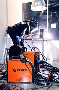 Kemppi вошла в экспертный состав II Чемпионата WorldSkills Hi-Tech-2015 в Екатеринбурге