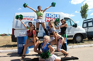 В Оренбурге прошел этап чемпионата России по автозвуку