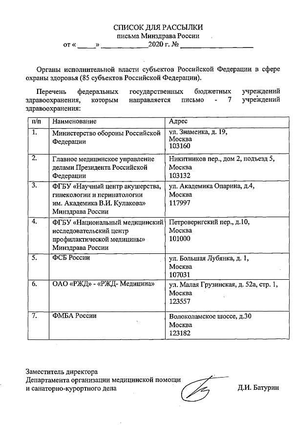 Минздрав стандартизировал правила проведения вакцинации от Covid-19