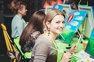 Самая масштабная art-вечеринка состоится в ТРЦ «Галерея»
