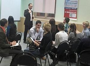 Тренинговая компания Михаила Казанцева провела Workshop по переговорным технологиям