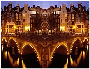 Амстердам не для туристов