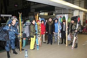 Надежность ГЛОНАСС протестируют в Арктике