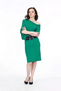 Менеджер из Новосибирска на конкурсе «Мисс Офис – 2014»