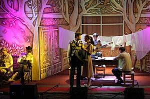 На Урале прошел фестиваль, посвященный творчеству Булата Окуджавы