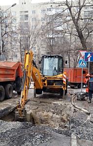 В морозную зиму Ростовский Водоканал осуществляет надежное водоснабжение