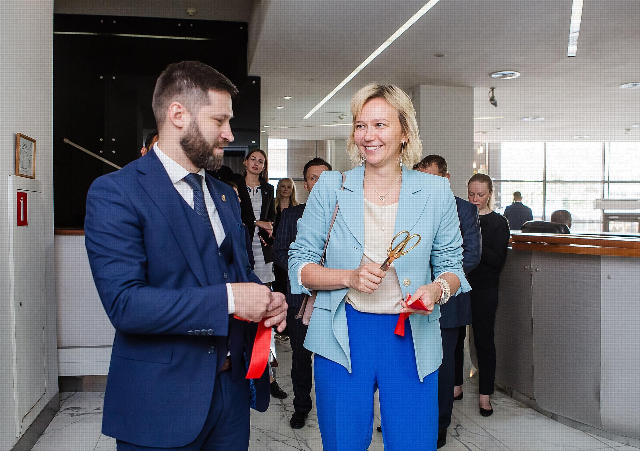 В Москве открыта Общественная приемная по защите прав предпринимателей
