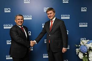 15 городов за 3 месяца: агентство «Полезные связи» поддержало региональное роад-шоу «СОГАЗа»