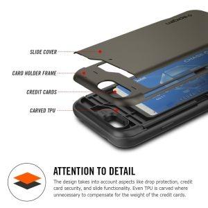 Обзор чехлов SGP Spigen серии Slim Armor CS для iPhone 6