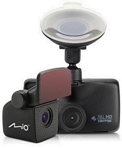 Видеорегистратор Mio MiVue 698 с двумя камерами Full HD