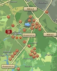 ГК «Масштаб» представит свои проекты на выставке «Недвижимость 2012»