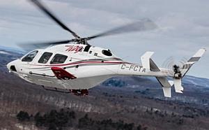 Вертолет Bell 429WLG сертифицирован в Канаде и Бразилии