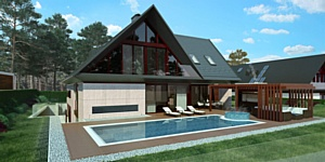 Отельная группа Cubo Group запускает новый коттеджный поселок класса делюкс в Словении