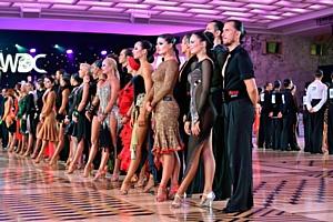 Золото Чемпионата Европы 2016 по латиноамериканским танцам выиграл российский дуэт