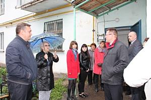 Активисты ОНФ в Татарстане помогли жителям Лениногорска добиться снятия с их дома статуса аварийного