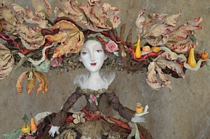 Международная выставка кукол и мишек Тедди «Время кукол» №16. Три века кукол - куклы трех веков.