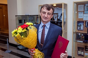 Заместитель директора НТЦ Галэкс награжден почетной грамотой Минкомсвязи России