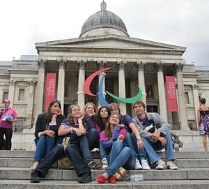 Впечатления волонтеров МФПУ «Синергия» на Паралимпийских играх в Лондоне