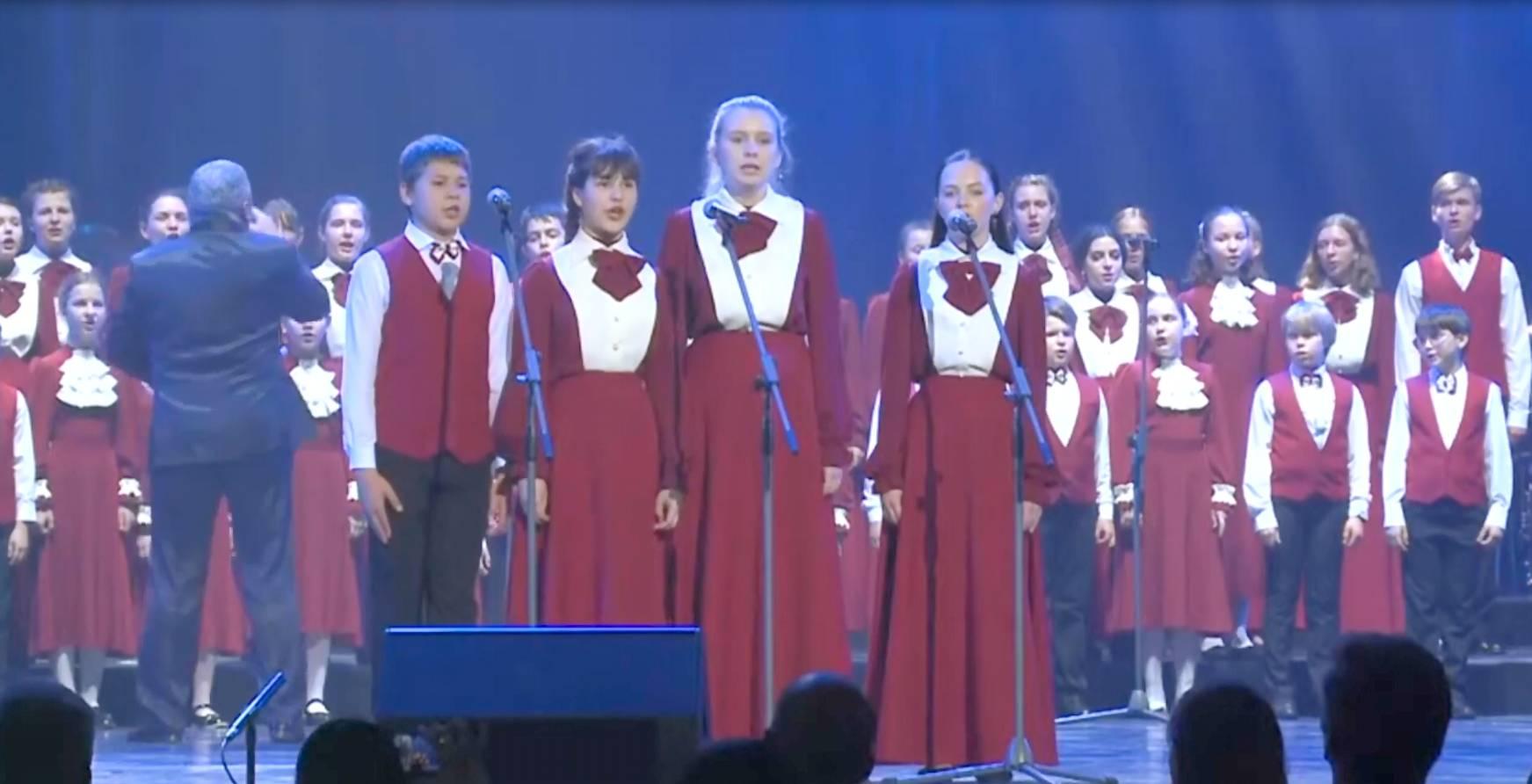 Состоялся гала-концерт фестиваля «Новые лица – прежние идеалы»