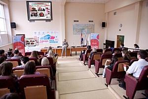 5 апреля в Самаре прошел День донора  с участием чемпиона Европы Юрия Андронова