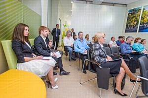 В День предпринимателя Сбербанк провел тренинг, охвативший 8 городов региона