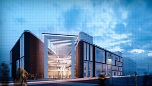 Полимерная мембрана Logicroof T-SL на защите гидроизоляции фундамента Третьяковской галереи