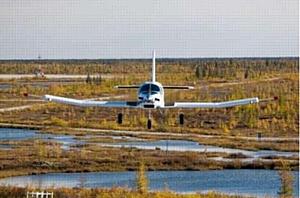 """Компания """"Аэропроект 751"""" выводит на российский рынок санитарный самолет Р-750 XSTOL (750 XL)"""