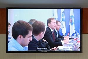Первое заседание Совета потребителей прошло в ОАО «Тюменьэнерго»