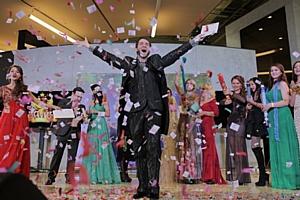 В Москве состоялся Новогодний Фестиваль New Year Dream 2014