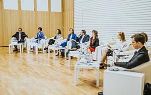 На площадке проекта ОНФ «Профстажировки 2.0» состоялась первая открытая встреча студентов и работодателей
