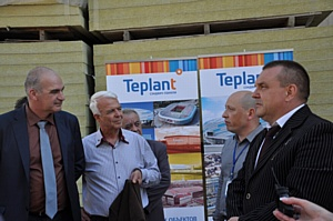 Теплант посетила бизнес-делегация из Болгарии