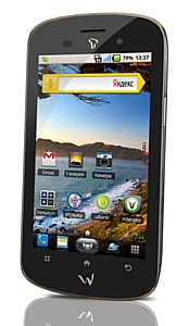 Fly Tech (IQ280): первый смартфон WOW-серии