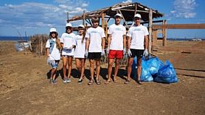 Волонтеры компании ООО «Пищевые Ингредиенты» приняли участие во Всероссийском субботнике