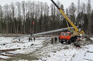 ФСК ЕЭС повысила надежность работы двух линий электропередачи в Центральном федеральном округе