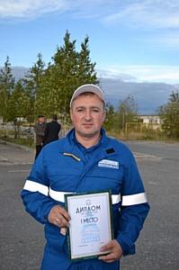 Водители Ноябрьских электрических сетей удержали Кубок победителей и поставили рекорд