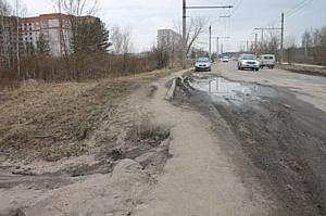 Активисты ОНФ призвали власти города Иваново ускорить ремонт дороги к областному онкодиспансеру