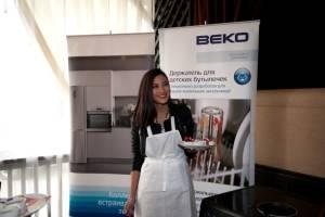 BEKO начала серию кулинарных мастер-классов в лучших ресторанах Москвы
