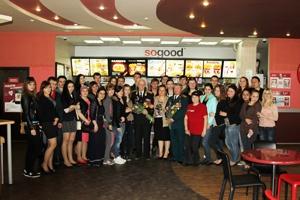 В ресторанах KFC прошли встречи с ветеранами