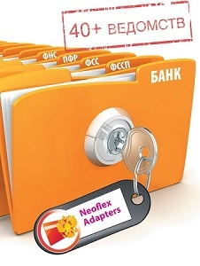 Для работы с госорганами банки выбирают Neoflex Adapters
