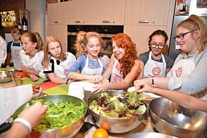 Бренд-шеф CulinaryOn стал ведущим телепроекта «МастерШеф. Дети»
