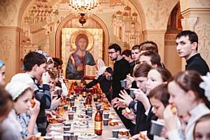 Компания «Очаково» приняла участие в благотворительной Рождественской ёлке  в храме Христа Спасителя
