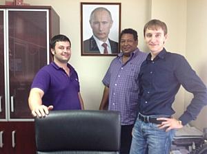 Ocean RusEnergy открывает филиал в Южной Африке